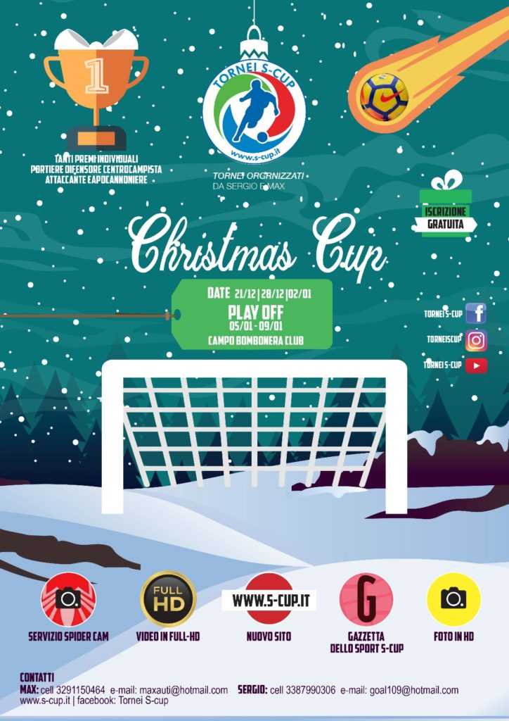 Torneo Chirstmas Cup
